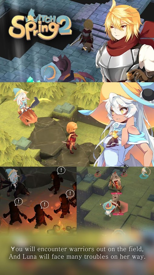 WitchSpring2 Screenshot 10