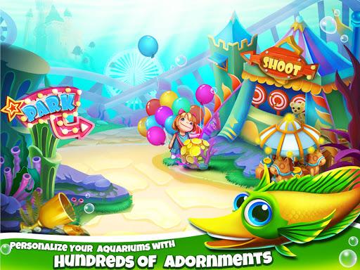 Fish World - screenshot