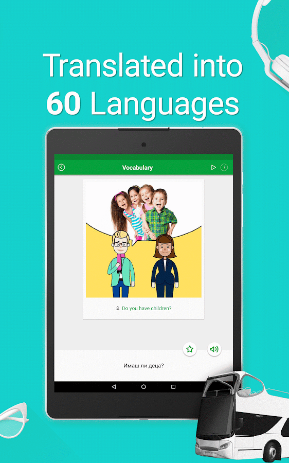 Learn Bulgarian - 5000 Phrases Screenshot 17