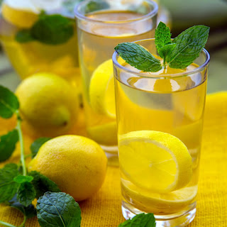 Mint Leaves In Water Recipes