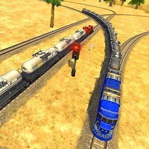 Oil Train Simulator - Free Train Driver For PC (Windows & MAC)