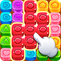 Toy Pastry Blast: Cube Pop Puzzle APK for Bluestacks