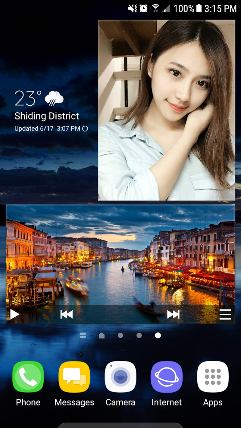 Animated Photo Widget + Screenshot 4