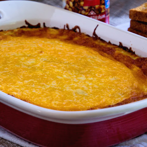 Corned Beef Hash Overnight Breakfast Casserole