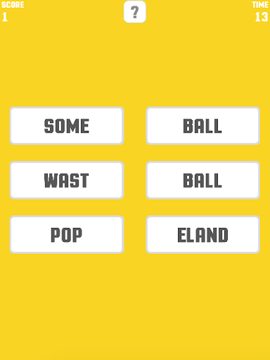 Word Pair Matching screenshot 7