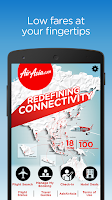 Screenshot of AirAsia