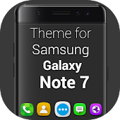 Theme and Launcher for Galaxy Note 7
