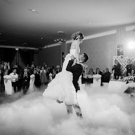 The dance by Klaudia Klu - Wedding Reception