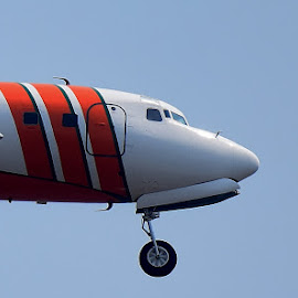 Air Tanker 2 by Randy Young - Transportation Airplanes
