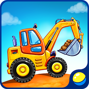 Truck games for kids - build a house 🏡 car wash For PC / Windows 7/8/10 / Mac – Free Download