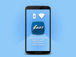 Screenshot of Fast (client for Facebook ©)