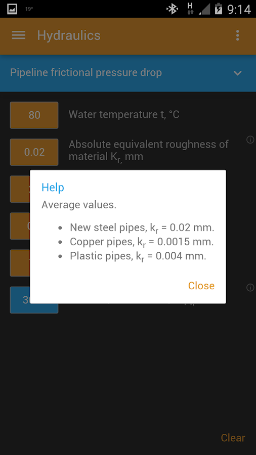 HVAC Calculator Pro Screenshot 19