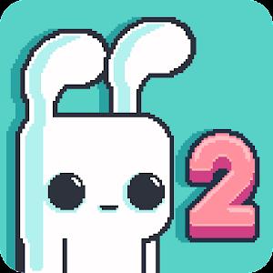 Yeah Bunny 2 - pixel retro arcade platformer For PC (Windows & MAC)