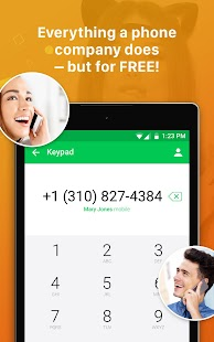 Free Nextplus Free SMS Text + Calls APK for Windows 8