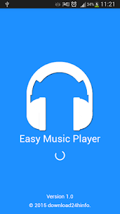 Easy Music Player - screenshot