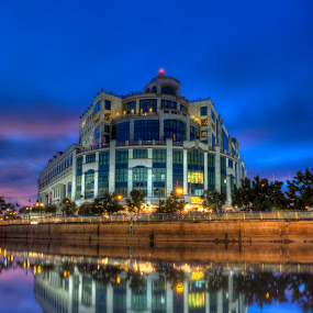 by Mohamad Sa'at Haji Mokim - Buildings & Architecture Office Buildings & Hotels