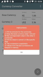 Currency Converter Easy To Use - screenshot