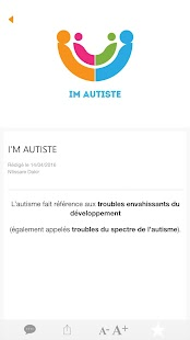 IM AUTISTE - screenshot