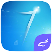 Download Number 7 Theme APK to PC