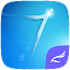 Number 7 Theme APK for Blackberry
