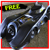 Game Batmobile Flight Drift:Castle APK for Kindle