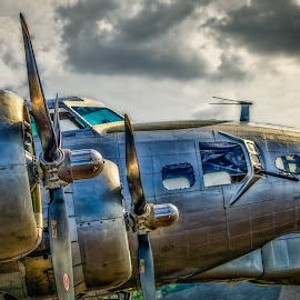 Classic1 by Chris Thomas - Transportation Airplanes ( airplane, sun-n-fun, classic, lakeland, airshow )