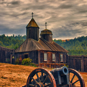 Fort Ross, CA by John Klingel - Landscapes Travel