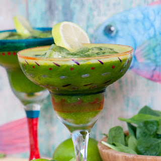 Spinach Margarita – Drink Your Spinach!