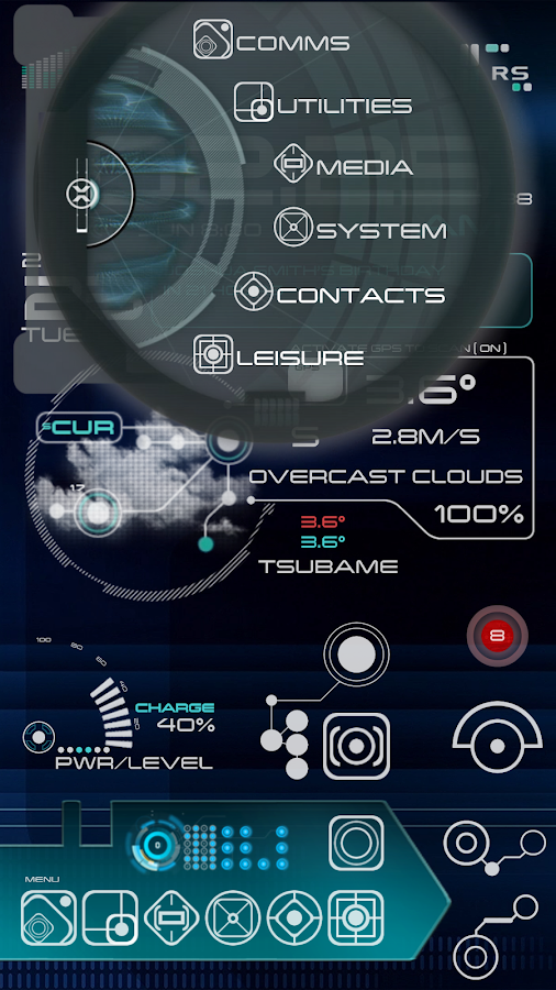 New Trek LCARS Launcher Screenshot 7