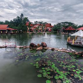 Oriental Village by Jasni Ulak - City,  Street & Park  City Parks