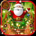 Christmas Santa Keyboard Theme