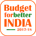 App Budget For Better India 17-18 apk for kindle fire