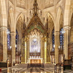 by Doreen Rutherford - Buildings & Architecture Places of Worship