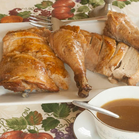 Roast Turkey with Gluten Free Gravy