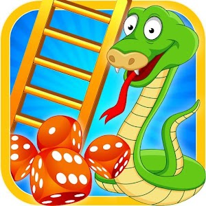 Snakes and Ladders : The Dice Game