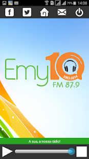Emy10 FM 87,9 - screenshot