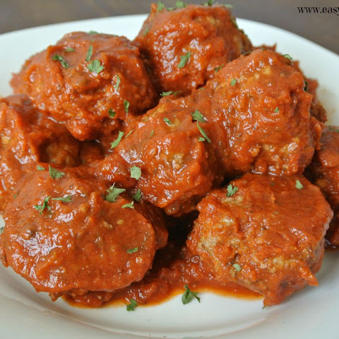 Kid Approved Easy Homemade Meatballs