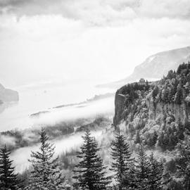 Cumberland Pass  by Jim Signorelli - Black & White Landscapes ( oregon, portland )