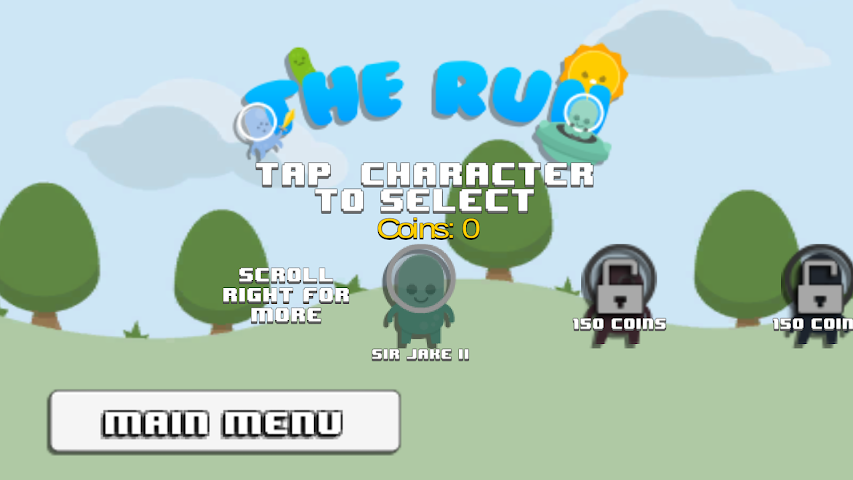 android The Run Screenshot 1