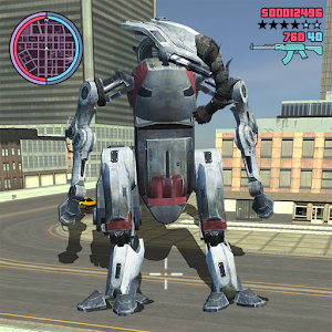 Robot Mamoth Giant robot fighting game For PC / Windows 7/8/10 / Mac – Free Download