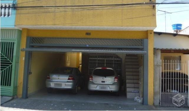 Sobrado à Venda - Vila Barros