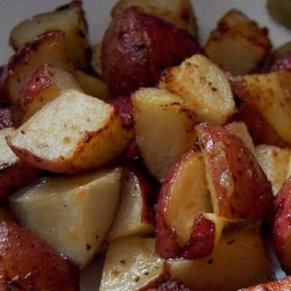 Roasted Potatoes With Ranch Dressing Recipes