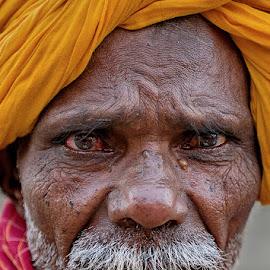 by Sudipta Dutta  Chowdhury - People Portraits of Men
