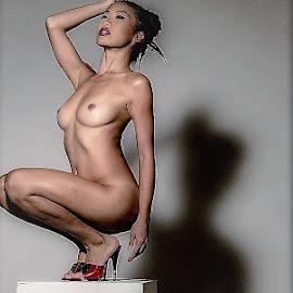 dual by Adriano Ferdinandi - Nudes & Boudoir Artistic Nude