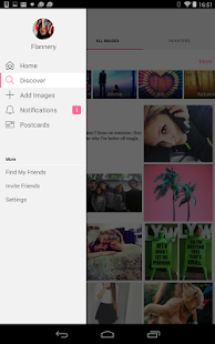 App We Heart It APK for Kindle