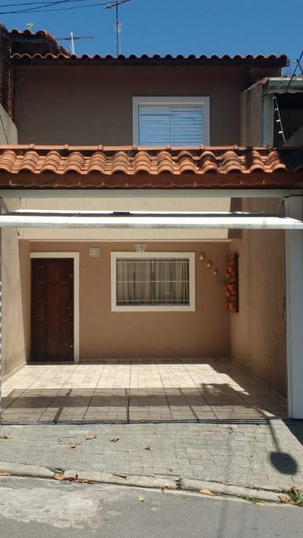 Sobrado com 3 dormitórios à venda - Vila Francisco Mineiro - Guarulhos/SP