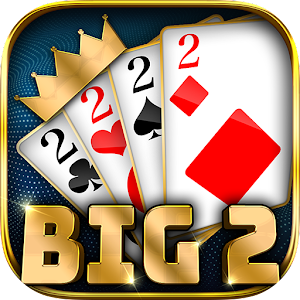 how to play big 2 card game