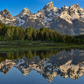 by Steven Aicinena - Landscapes Mountains & Hills