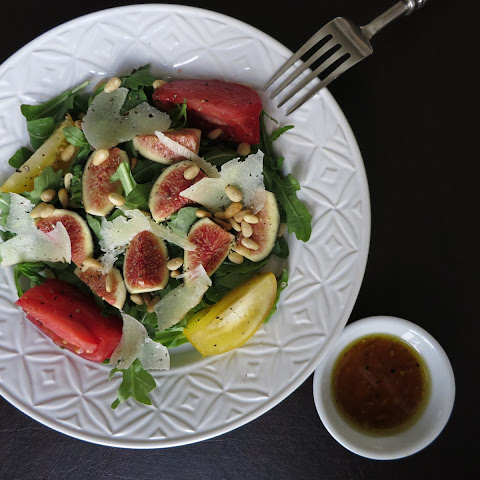 Pomegranate Molasses Salad Dressing