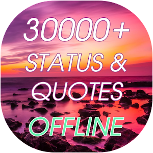 Download 30000+ OFFLINE Quotes & Status For PC Windows and Mac